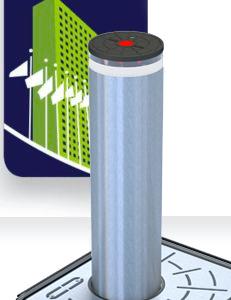 - DE - Traffic Bollards - Vehicle Access Control Systems - FAAC Bollards - FAAC