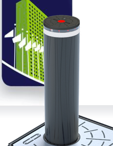seriejs pu icon - DE - Traffic Bollards - Vehicle Access Control Systems - FAAC Bollards - FAAC